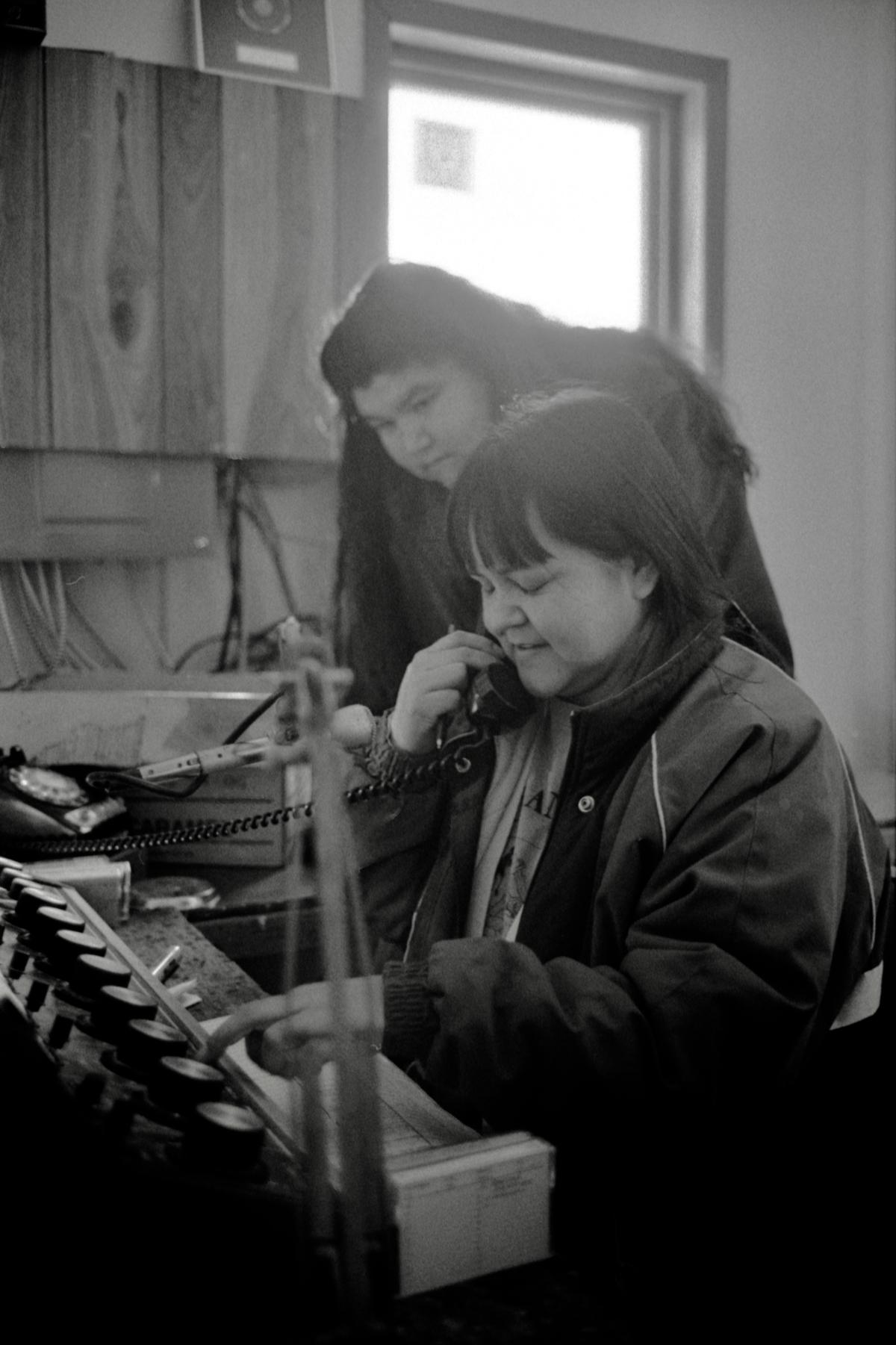 Femmes radio communautaire Opitciwan