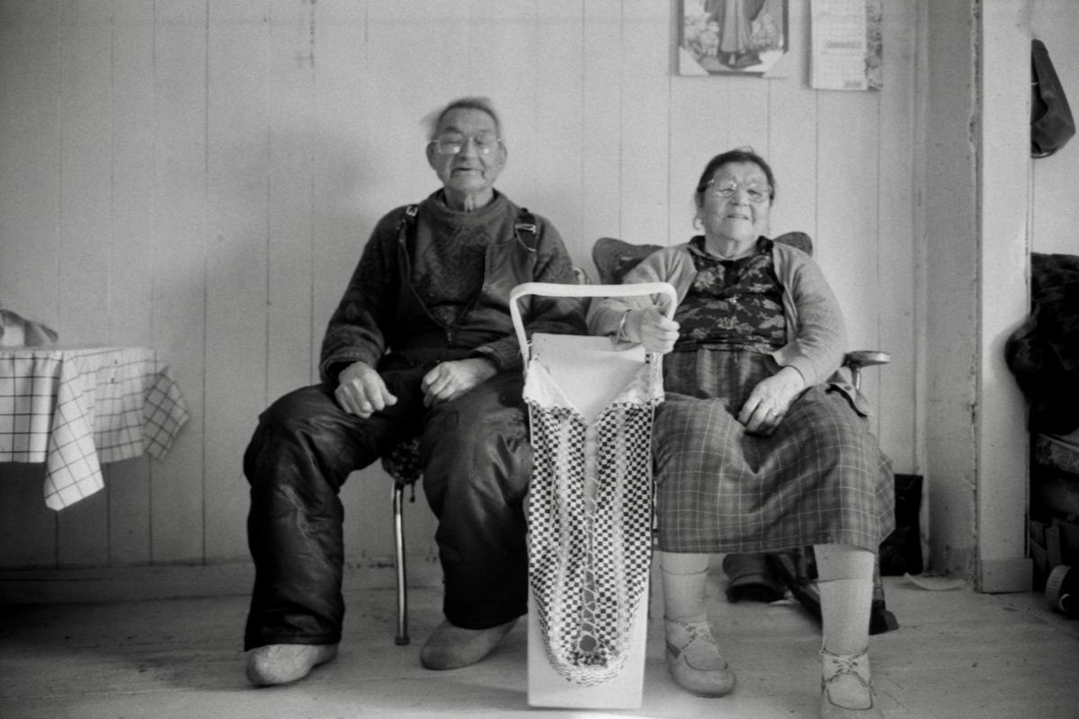 Deux aînés d'Opitciwan
