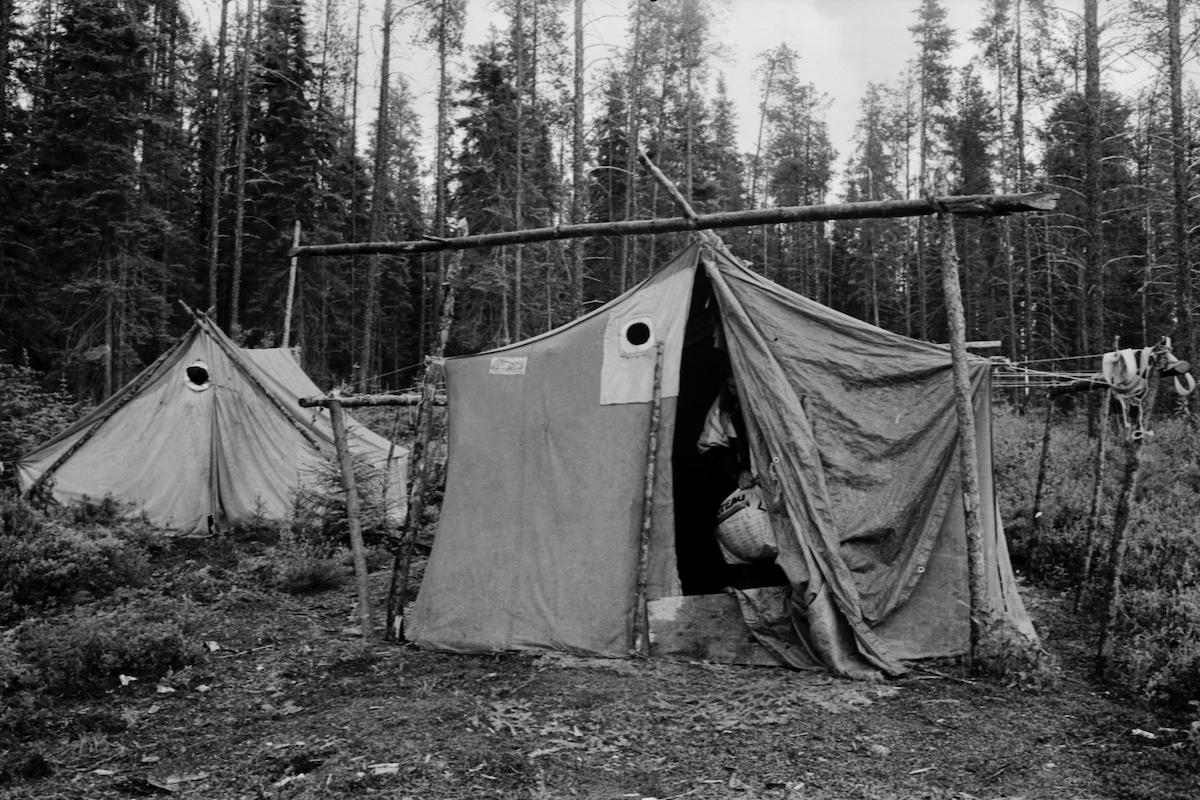 Campement Atikamekw