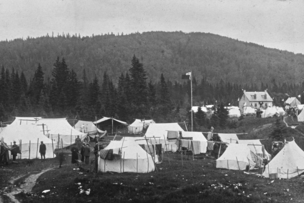 Rassemblement Wemotaci 1913
